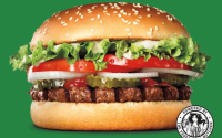 Burger King UK is transitioning to half of its menu choices being plant-based.