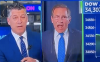 CNBC hosts Rick Santelli and Scott Wapner
