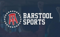 The Barstool Sports logo.
