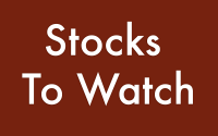 5 Stocks To Watch For June 21, 2021