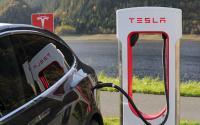 Tesla Model X. Photo via Pixy.org