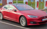 Tesla Model S, by Vauxford on Wikimedia