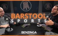 Barstool Sports founder Dave Portnoy.