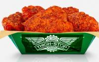 Wingstop responds to chicken wing orice hikes by serving up thighs.