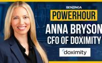 Doximity CFO Anna Bryson On 'Power Hour.'