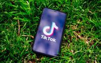 TikTok app on a phone. Photo via Pixabay.