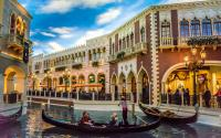 The Venetian Las Vegas.