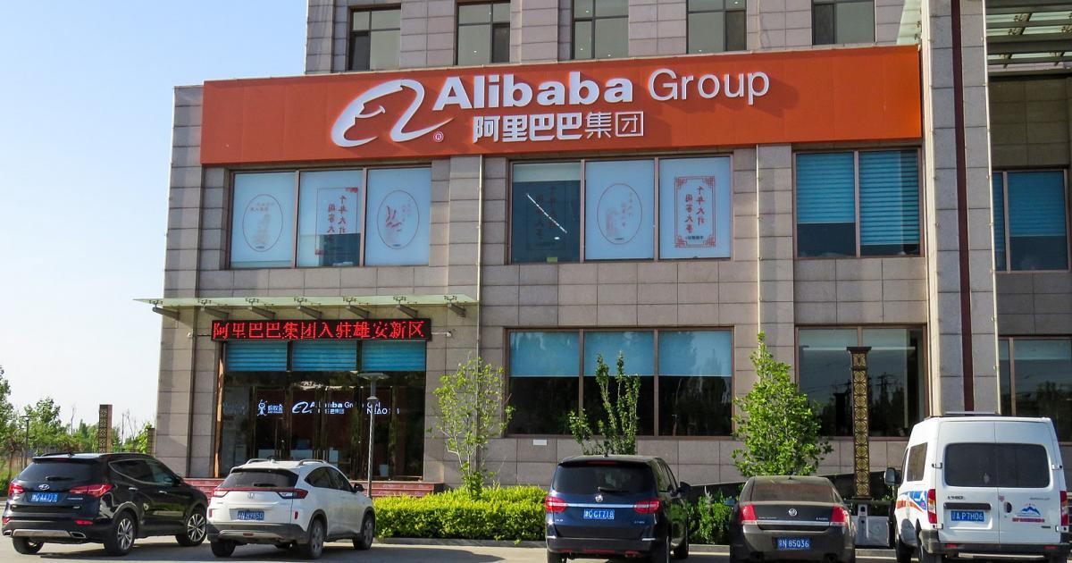 Alibaba (NYSE: BABA) – Alibaba shares tank, even if a giant share buyback target at $ 10 billion