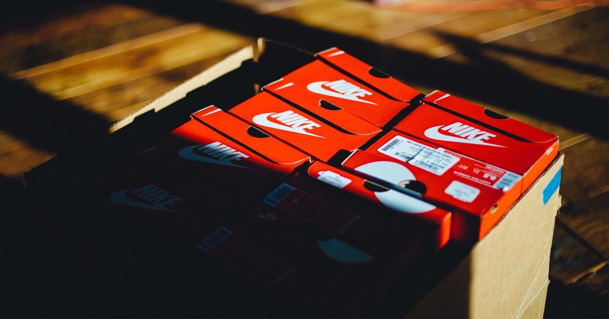 Tony Zhang's Nike Trade