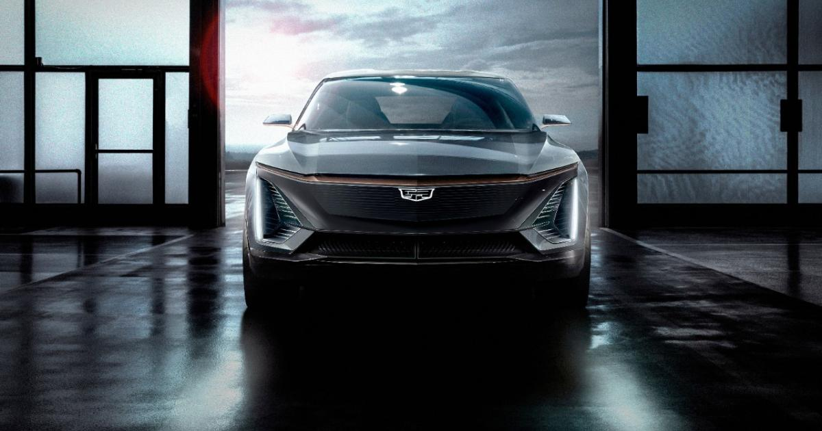 General Motors To Unveil New Fully Electric Cadillac Lyriq