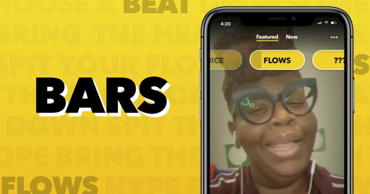 Facebook Unveils Bars, A TikTok-Style App For Aspiring Rappers - Benzinga