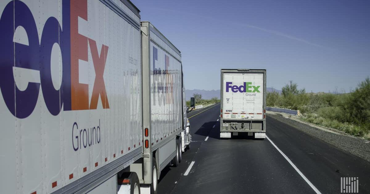 FedEx Puts Surcharges On Several Types Of Packages
