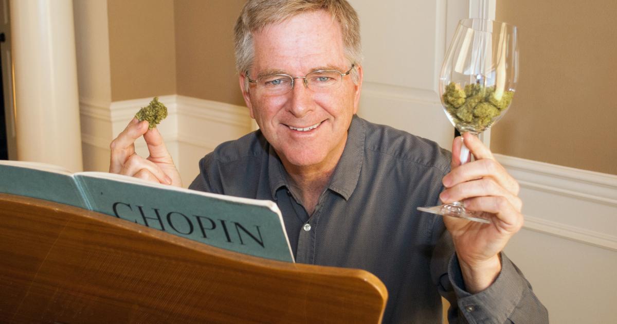For Travel Expert Rick Steves, Cannabis Reform Isn't Counterculture — It Just 'Makes Sense'