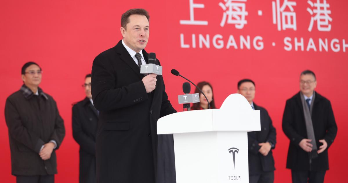 Tesla Receives Significant Warning From Chinese Regulator - Benzinga