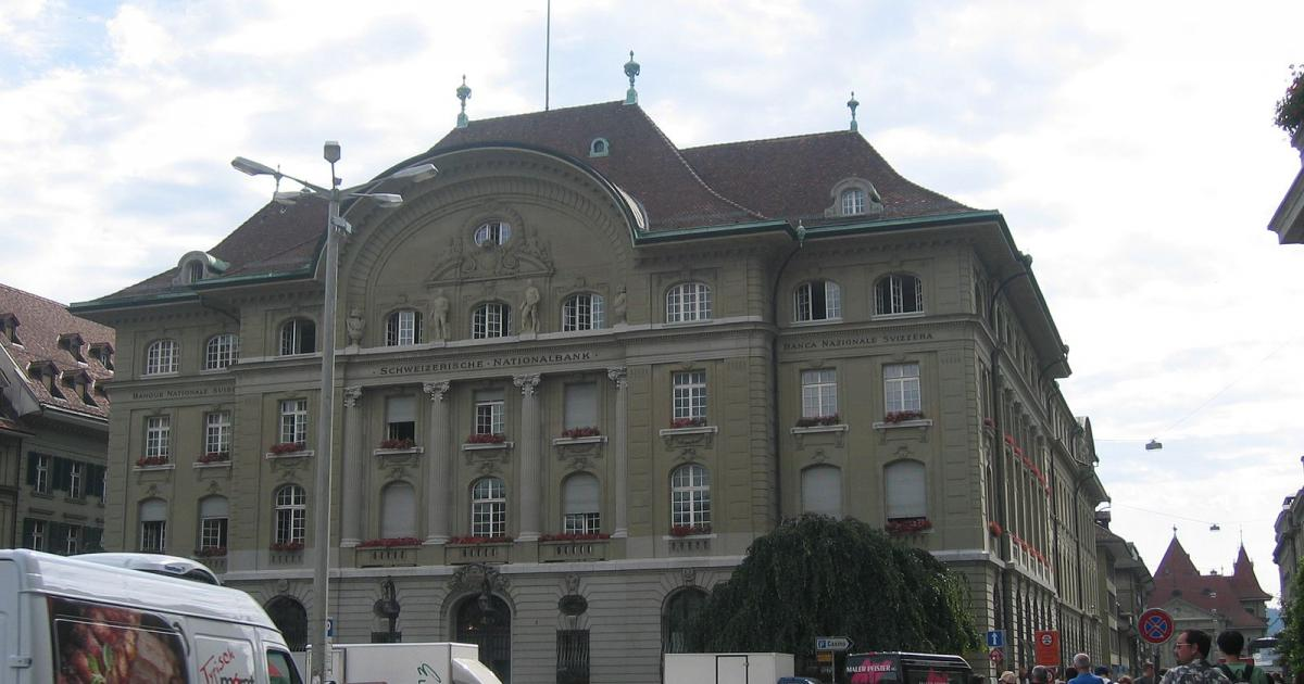 Swiss National Bank Leaves Policy Rates Unchanged at -0.75%