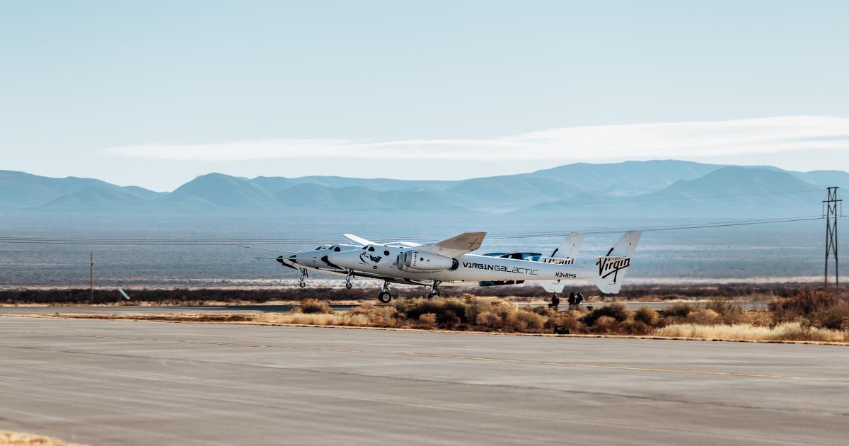 Virgin Galactic Delays Test Flight Of SpaceShipUnity Two
