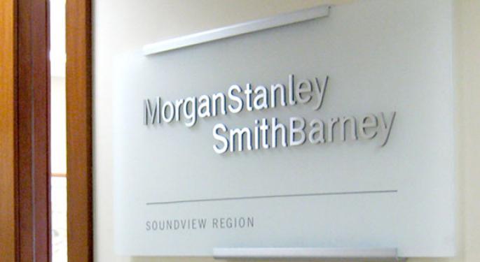 Morgan Stanley Gains Full Control of Smith Barney