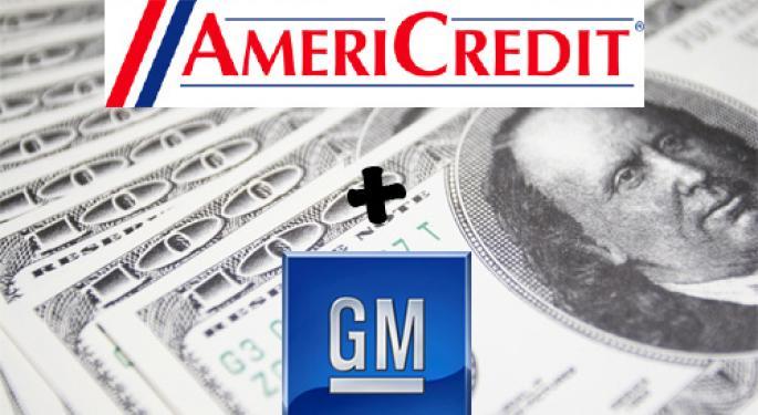 General Motors Offers Financing to Subprime Buyers