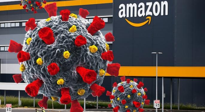 Amazon Counts Over 19,000 Employees Infected By COVID-19