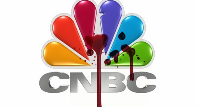 Viewers Tuning Out CNBC