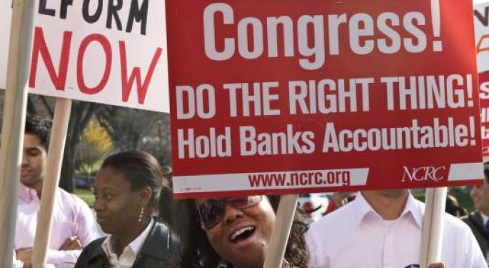 Financial Reform Debate Heats Up: GOP Comes Out Fighting