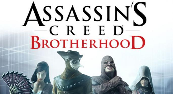 Multiplayer Reigns Supreme In Assassin's Creed: Brotherhood