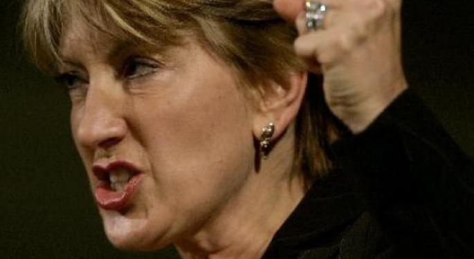 Fiorina To Lead Senate Like She Led HP: Into The Ground