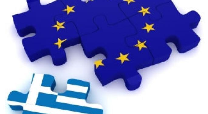 EU's Barroso, Greek PM Samaras Speak After Meeting