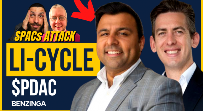 EXCLUSIVE: Li-Cycle Co-Founders Talk Technology, Battery Industry On 'SPACs Attack'