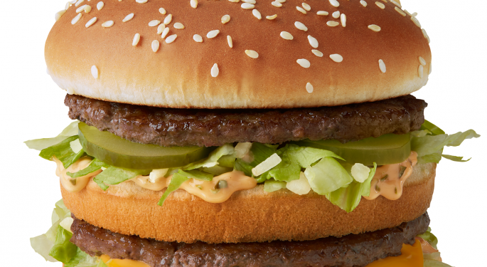 3 Fast-Food Stocks To Own Right Now: Coffee, Pizza And Mickey D's