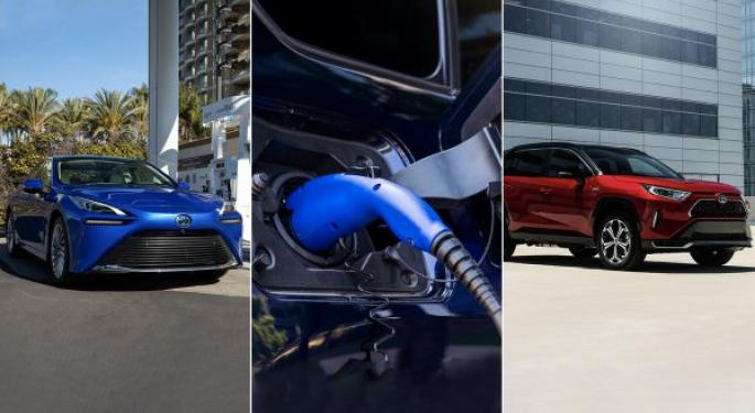 Toyota Reveals 3 New EVs, Has Enough Chips To Raise Production Levels