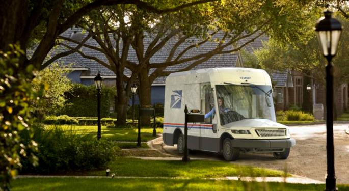 More Postal Service Money Could Revive Workhorse Mail Truck Bid