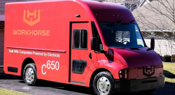 Workhorse Lawyers Up In Mail Truck Contract Dispute With Postal Service
