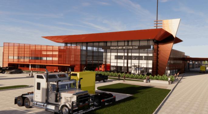 Daimler Trucks Plans Addition Of 700 Service Bays