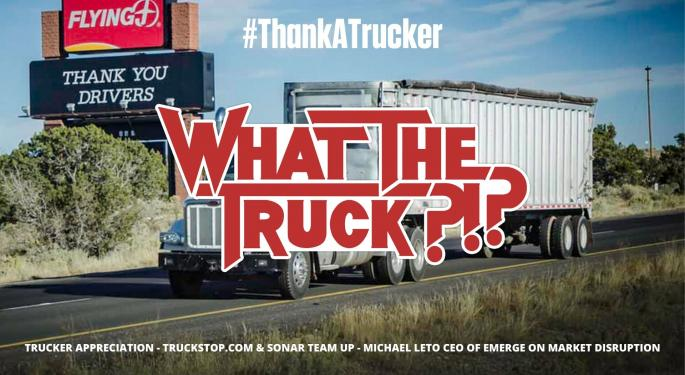 What The Truck: #ThankATrucker With Video