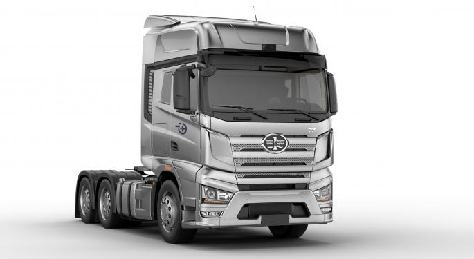 Plus Will Equip IVECO Trucks With Autonomous Driving Software