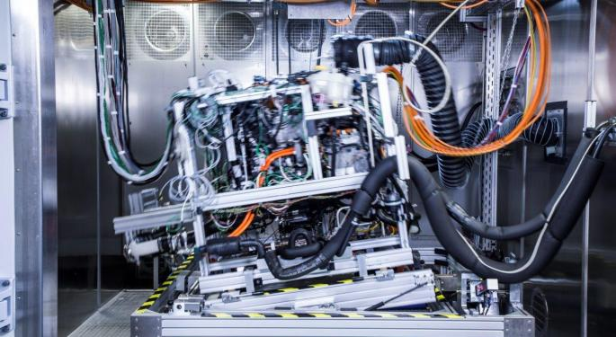 Daimler And Volvo Seal Fuel Cell Tie-up