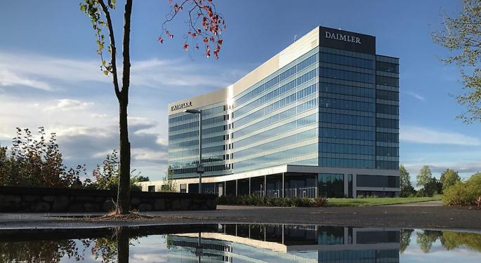 Daimler Says It Is Well Financed To Weather COVID-19