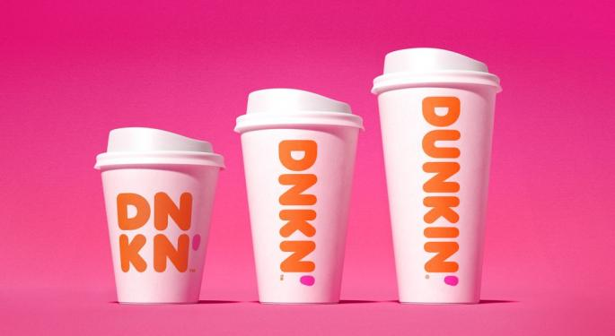 Dunkin' Wants To Sell You Merch For The Holidays