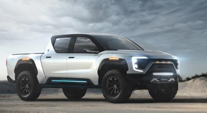 Breaking News: GM Invests In Nikola; To Build Badger Pickup