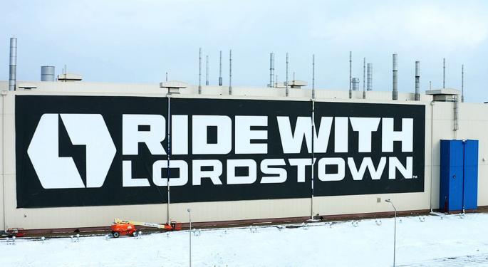 Electric Pickup Maker Lordstown Motors Going Public In Reverse Merger