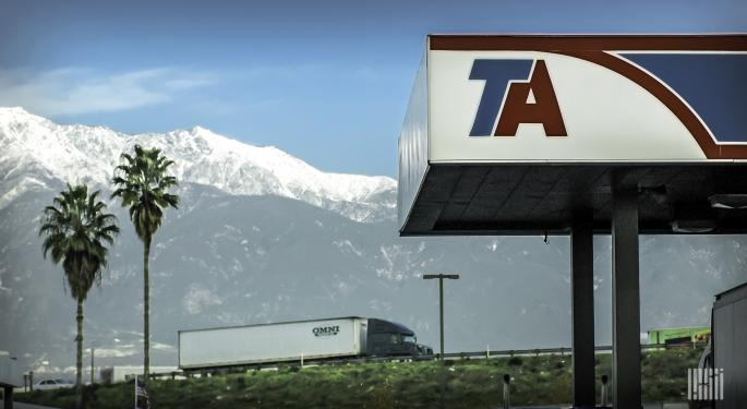 TravelCenters Of America Stock Flops On New $75 Million Offering