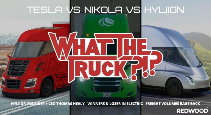 Tesla Vs. Nikola Vs. Hyliion With Video