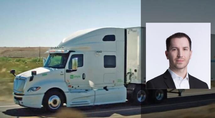 8 Autonomous Trucking Questions For Navistar's Chris Gutierrez