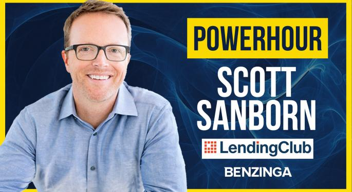 EXCLUSIVE: LendingClub CEO Talks Lending, Spending And Savings On 'Power Hour'