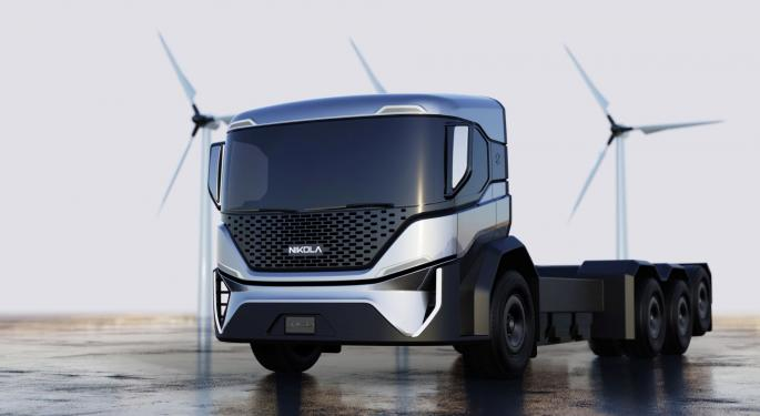 Republic Services Orders 2,500 Electric Garbage Trucks From Nikola