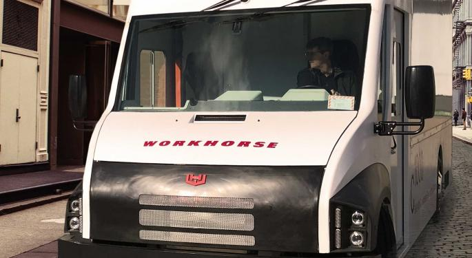 Workhorse Gets Big Electric Truck Order, But Can It Deliver?
