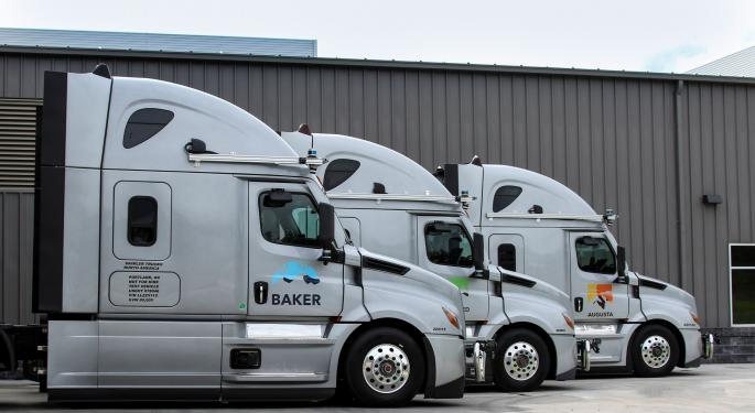 Daimler Takes Deliberate Approach To Driverless Trucks