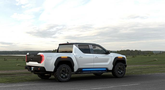 GM Will Supply Batteries And Fuel Cells For Nikola Electric Trucks