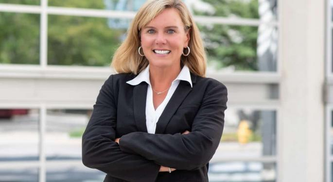 9 Questions With Cummins New Power President Amy Davis
